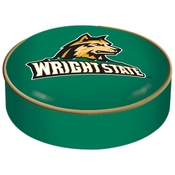 Wright State Bar Stool Seat Cover By HBS