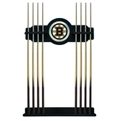 Boston Bruins Cue Rack by Holland Bar Stool