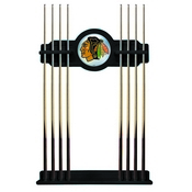 Chicago Blackhawks Cue Rack by Holland Bar Stool
