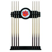 Clemson Cue Rack by Holland Bar Stool