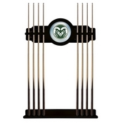 Colorado State Cue Rack by Holland Bar Stool