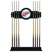 Detroit Red Wings Cue Rack by Holland Bar Stool