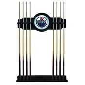 Edmonton Oilers Cue Rack by Holland Bar Stool