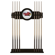 Illinois State Cue Rack by Holland Bar Stool
