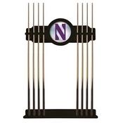 Northwestern Cue Rack by Holland Bar Stool