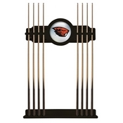 Oregon State Cue Rack by Holland Bar Stool