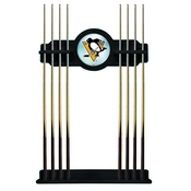 Pittsburgh Penguins Cue Rack by Holland Bar Stool