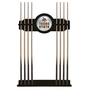 Texas State Cue Rack by Holland Bar Stool