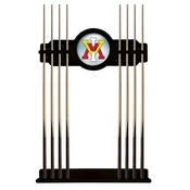 Virginia Military Institute Cue Rack by Holland Bar Stool