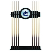 Vancouver Canucks Cue Rack by Holland Bar Stool