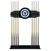 Winnipeg Jets Cue Rack by Holland Bar Stool