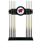 Wisconsin W Cue Rack by Holland Bar Stool