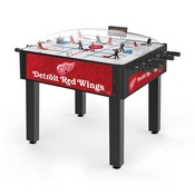 Detroit Red Wings Dome Hockey Game by Holland Bar Stool Company