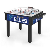 St Louis Blues Dome Hockey Game by Holland Bar Stool Company