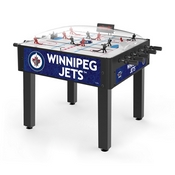 Winnepeg Jets Dome Hockey Game by Holland Bar Stool Company
