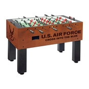 U.S. Air Force Foosball Table By Holland Bar Stool Company