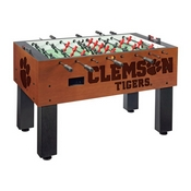 Clemson Foosball Table By Holland Bar Stool Co.