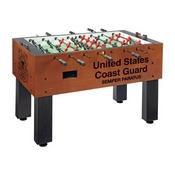 U.S. Coast Guard Foosball Table By Holland Bar Stool Company