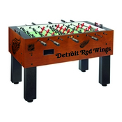 Detroit Red Wings Foosball Table By Holland Bar Stool Co.