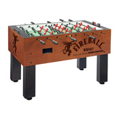 Fireball Foosball Table by the Holland Bar Stool Co.