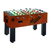 Minnesota Wild Foosball Table By Holland Bar Stool Co.