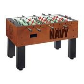 U.S. Navy Foosball Table By Holland Bar Stool Company