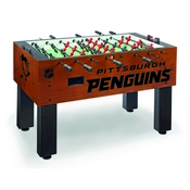 Pittsburgh Penguins Foosball Table By Holland Bar Stool Co.