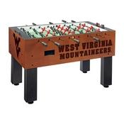 West Virginia Foosball Table By Holland Bar Stool Co.
