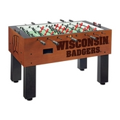 Wisconsin (W) Foosball Table By Holland Bar Stool Co.