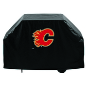 Calgary Flames Grill Cover By Hbs