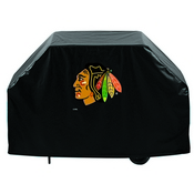 Chicago Blackhawks Grill Cover By Hbs