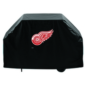 Detroit Red Wings Grill Cover By Hbs