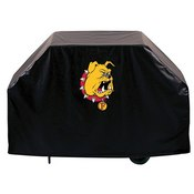 Ferris State Grill Cover by Covers by HBS