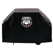 Georgia Bulldog Grill Cover by HBS