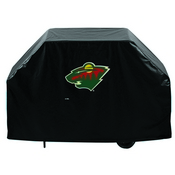 Minnesota Wild Grill Cover By Hbs