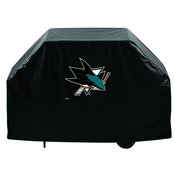 San Jose Sharks Grill Cover By Hbs
