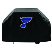 St Louis Blues Grill Cover By Hbs