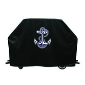 Us Naval Academy (Navy) Grill Cover By Hbs