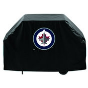 Winnipeg Jets Grill Cover By Hbs