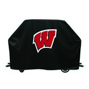 Wisconsin W Grill Cover by HBS