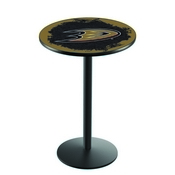 L214 - Anaheim Ducks Pub Table by Holland Bar Stool Co.