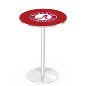 L214 - Alabama Pub Table by Holland Bar Stool Co. (ALogo)