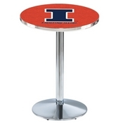 L214 - Illinois Pub Table by Holland Bar Stool Co.