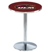 L214 - Louisiana-Monroe Pub Table by Holland Bar Stool Co.