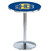 L214 - South Dakota State Pub Table by Holland Bar Stool Co.