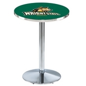 L214 - Wright State Pub Table by Holland Bar Stool Co.