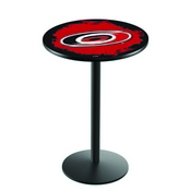L214 - Carolina Hurricanes Pub Table by Holland Bar Stool Co.