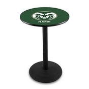 L214 - Colorado State Pub Table by Holland Bar Stool Co.