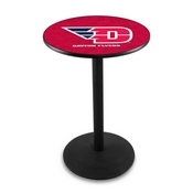 L214 - University of Dayton Pub Table by Holland Bar Stool Co.