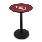L214 - Florida State (Script) Pub Table by Holland Bar Stool Co.